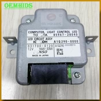85967 28040 Used original OEMHIDS 1pcs led A1Q290 000 031700 0120 for innova OEM LED ballast Headlight control unit 85967-28040 image