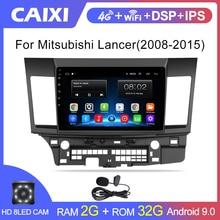 Multimedia-Player Android Din 2008 Mitsubishi Lancer Car-Radio Video Audio-2 2009