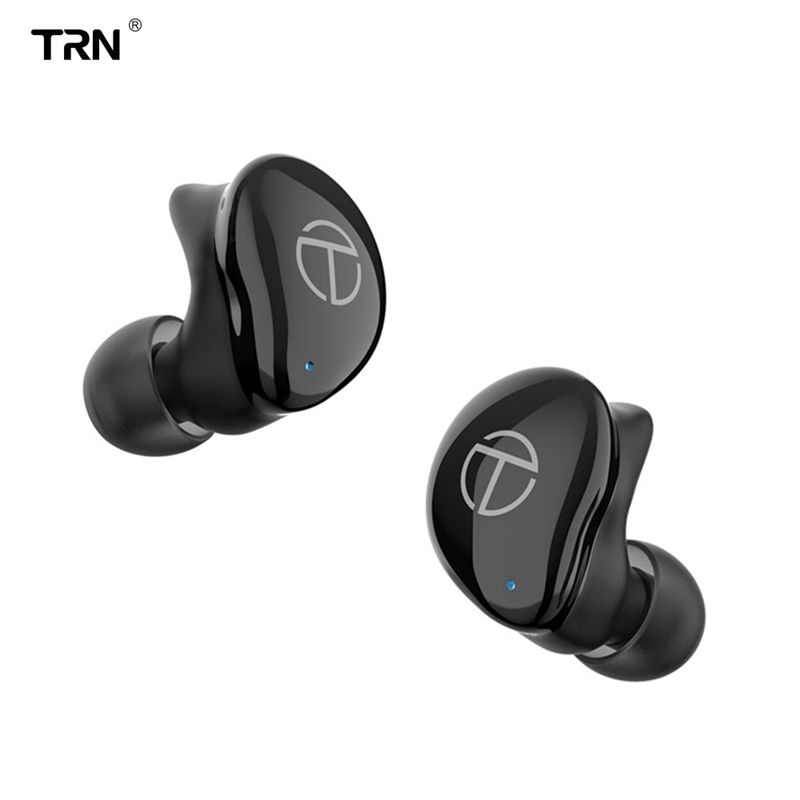 <font><b>TRN</b></font> <font><b>T200</b></font> <font><b>TWS</b></font> Hybrid-HiFi Drivers bluetooth5.0 Earphone Voice Control Smart Touch Waterproof Sport Charging Box for Xiaomi Huawei image