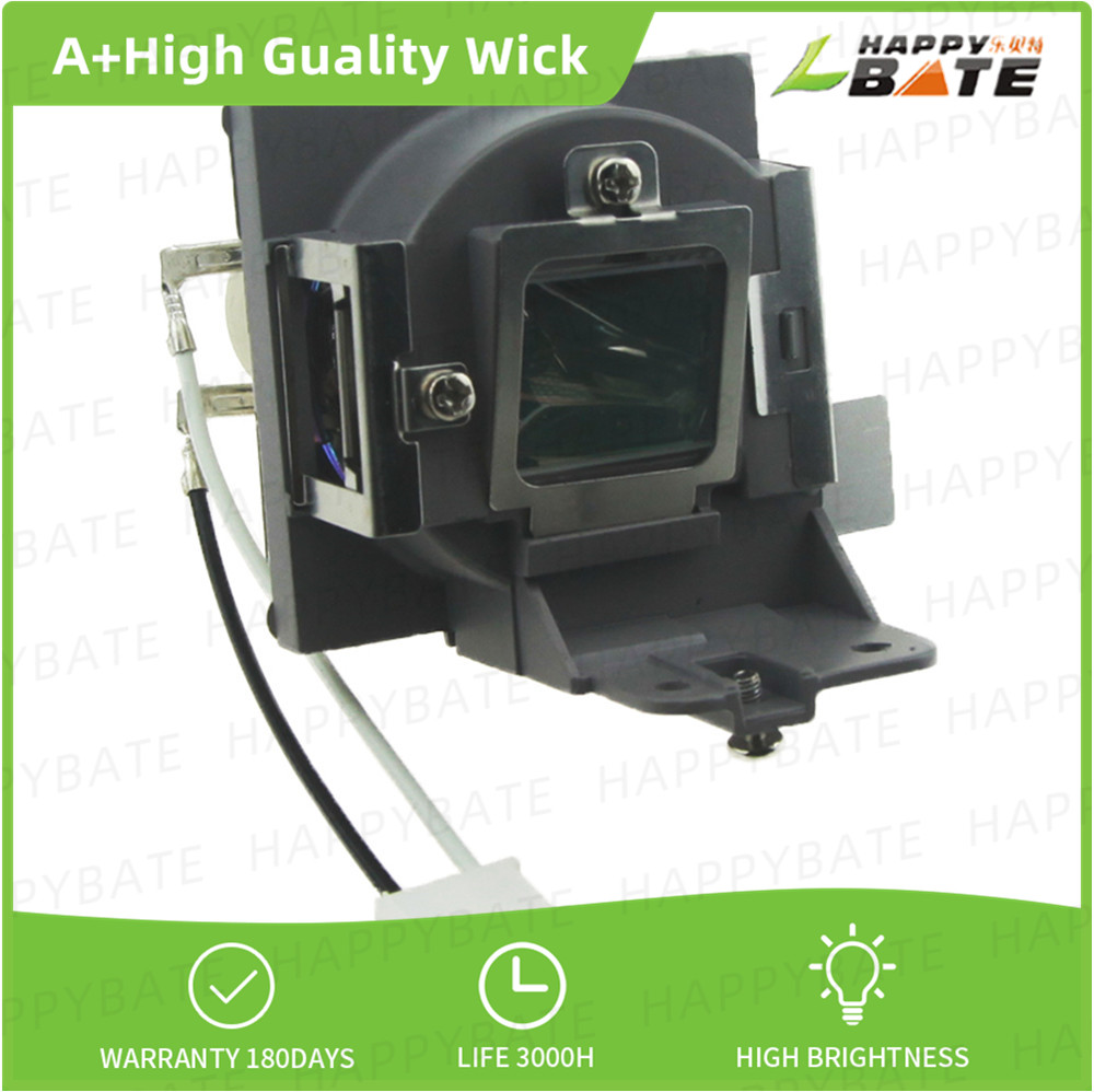 High Brightnes Projector Lamp 5J.J9R05.001 For MS504,MX505,MS521P,MS522P,MS524,MW526,MX525,MX522P Lamp Pojector