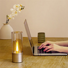 Smart Candela Light 6W LED Wireless Mijia App Control Yellow Home Light For Atmosphere Lamp Bedroom Wedding Christmas Decoration