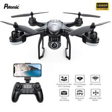 Potensic T18 RC Drone with Camera HD 1080P FPV WIFI Altitude Hold Function Selif