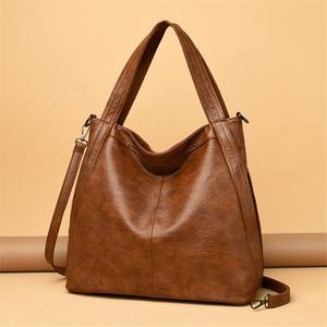 Image 2 - New Casual Tote Sacกระเป๋าถือหนังหรูผู้หญิงกระเป๋าออกแบบกระเป๋าถือคุณภาพสูงสตรีไหล่กระเป๋าสำหรับผู้หญิงBolsa