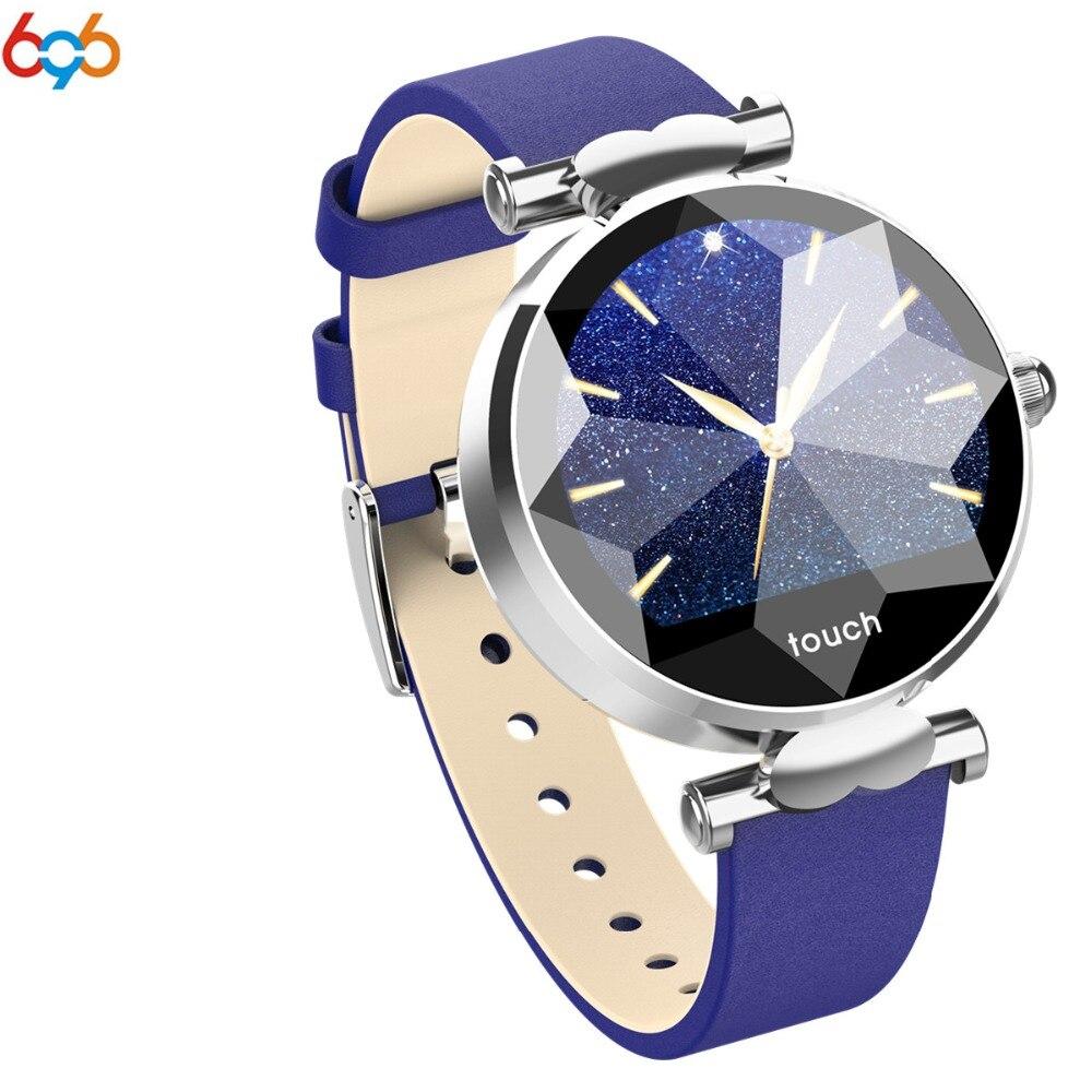 696 B96 женские Смарт часы пульсометр Монитор артериального давления многофункциональный спортивный режим Браслет Фитнес браслет леди подар