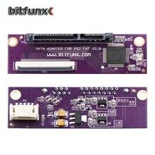 Bitfunx SATA Adapter Upgrade Board für SONY Playstation 2 PS2 IDE Original Netzwerk Adapter