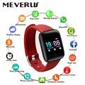 D13 akıllı saatler 116 artı kalp hızı izle akıllı bileklik spor saatler akıllı bant su geçirmez Smartwatch Android