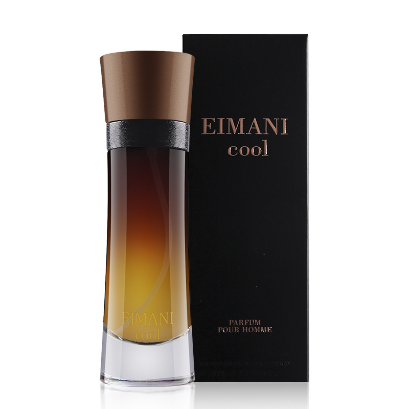 Original 100ML Men Perfumed Long Lasting Fresh Tempting Cologne Spray Bottle Fragrance Gentleman Parfum Antiperspirant Deodorant