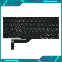 Retina Russia-Keyboard Small Macbook A1398 for Pro 15-Enter-Key New