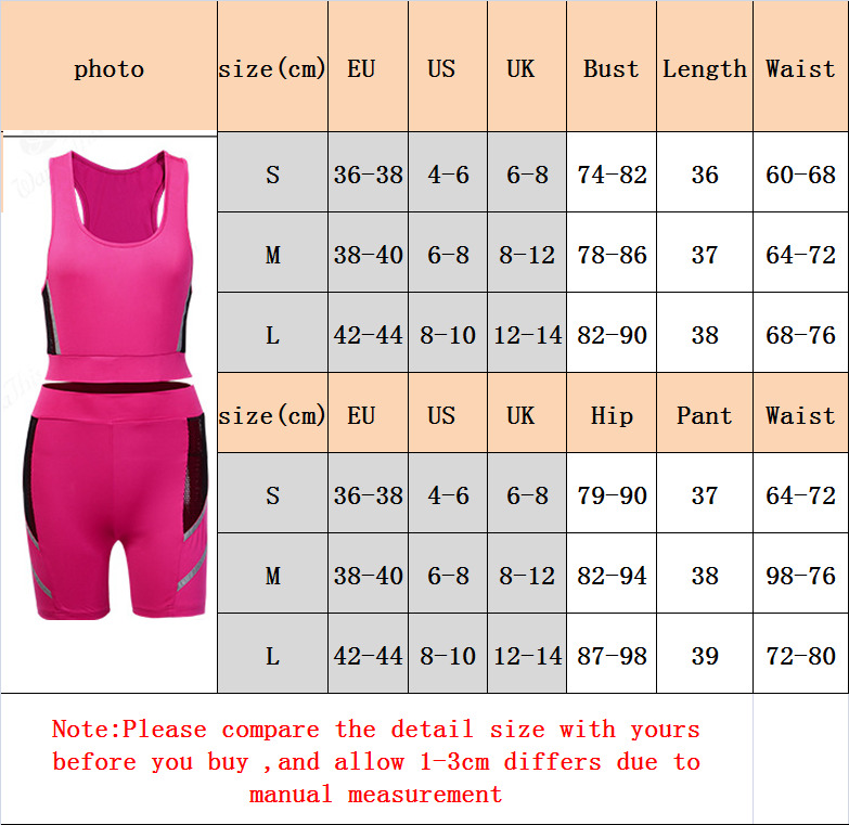 Goocheer Reflective Fitness Women 2 pcs Running Set Sexy Mesh Hollow Sexy Crop Top Elastic Tracksuit Legging Workout Suits in Women 39 s Sets from Women 39 s Clothing