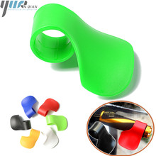 Motorcycle Throttle Booster Handle Clip grips Throttle Clamp Cruise Aid Control Grips For kawasaki Ninja 300 ABS SE 400R 400 H2R