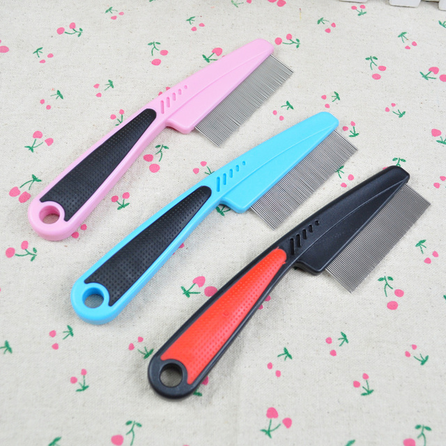 Pet Grooming Comb For Cats & Dogs 3