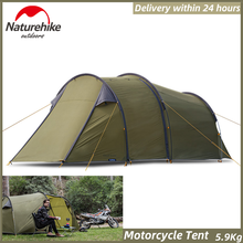 Naturehike – tente de voyage en nuage pour 2 personnes, randonnée, grand espace, étanche, 40D