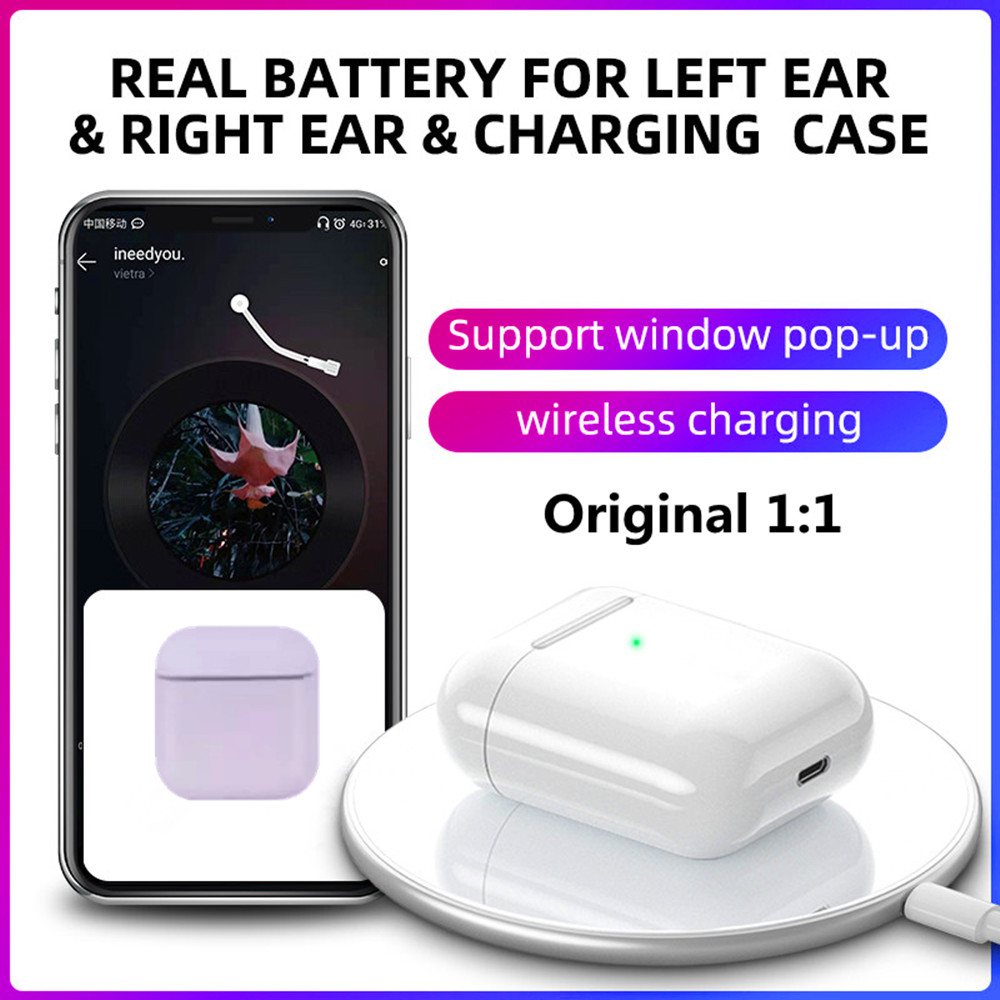 DOHKO 2 Neue Wireless bluetooth headset Original Sport Wireless Headset für Xiaomi <font><b>Iphone</b></font> Android 7/8/11 Pro X xs MAX Sumsung image