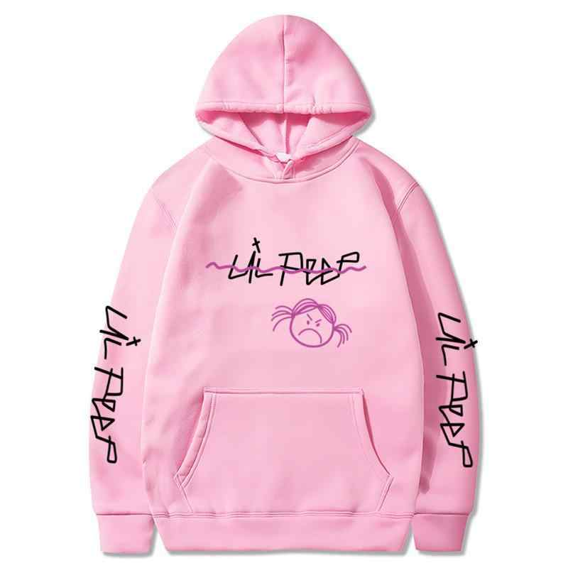 Lil Peep Hoodies Love lil.peep men Sweatshirts Hooded Pullover sweatshirts male/Women sudaderas crybaby Streetwear Hoodie Men
