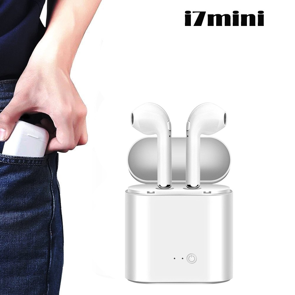 Mini Size Twins Earbuds For Oneplus 7 pro 7t <font><b>6</b></font> 6t <font><b>5</b></font> 5t <font><b>3</b></font> 3t <font><b>2</b></font> 1 One plus one Wireless Bluetooth Earphones Headphones Ear Buds image