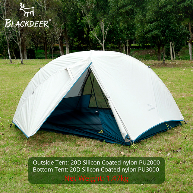 2 person upgraded ultralight tent