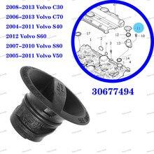 Для Volvo S40 V50 C70 S80 C30 S60 2004 2005 2006 2007 2008 2009 2010 2011 2012 2013 автомобиль дизельное моторное масло наполнитель Кепки решетки крышка