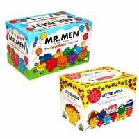Little Miss Mr Homens set Livro Crianças Inglês História Livro de Imagem Original com CD Crianças História Livros Em Língua Inglês aprendizagem