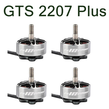 4PCS RCINPOWER GTS V2 2207 plus 1860KV 2500KV 2750KV 4-6S Brushless Motor for FPV RC Drone FPV Quadcopter Spare Part DIY Accs цена 2017