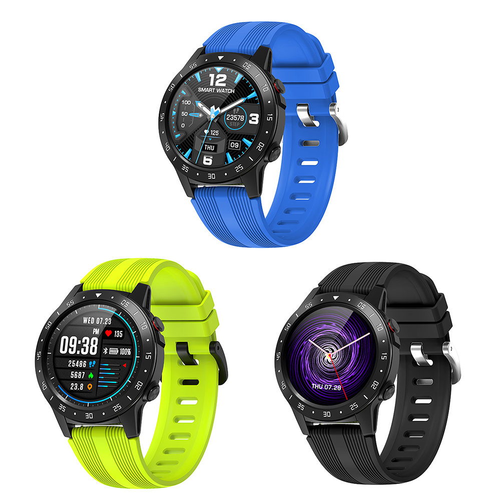 For M5 Smart Watch Waterproof Wristband Wearable Bluetooth Call GPS Smart Watch For Men Women With Heart Rate Monitor Clock