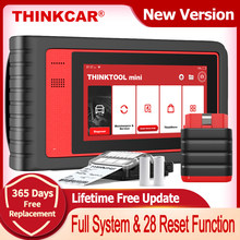 Thinkcar Thinktool Mini OBD2 Scanner Professionele Volledige System Diagnostic Scanner Auto Auto Scanner Ecu Codering Actieve Test
