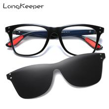 TR90 Polarized Sunglasses Women Men Classic Anti-blue