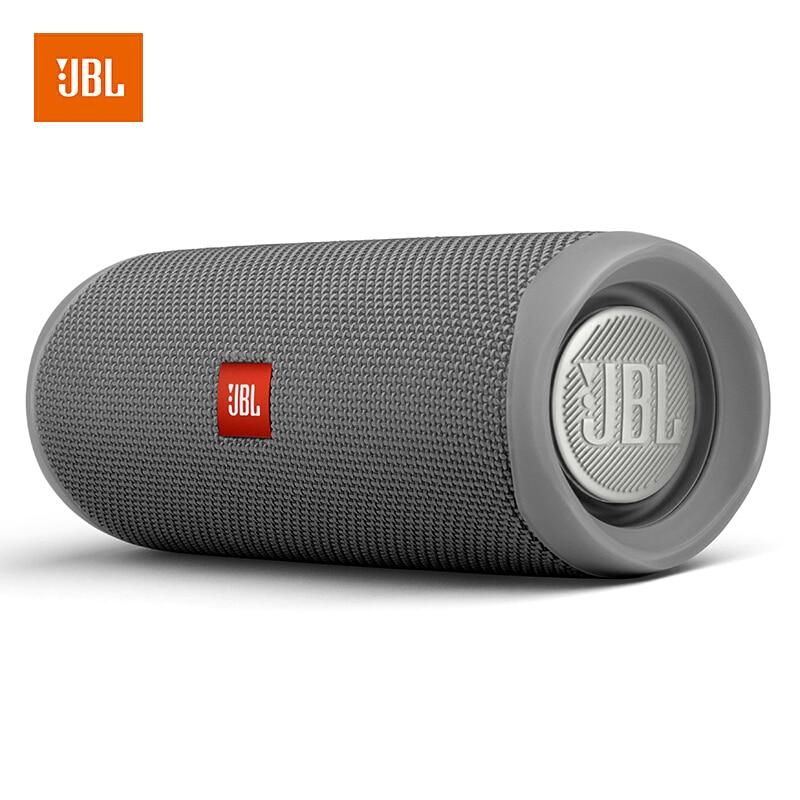 Altavoz JBL Flip 5 con Bluetooth, Mini portátil, IPX7, inalámbrico, impermeable, para exteriores, estéreo, música de graves|Altavoces portátiles|   -