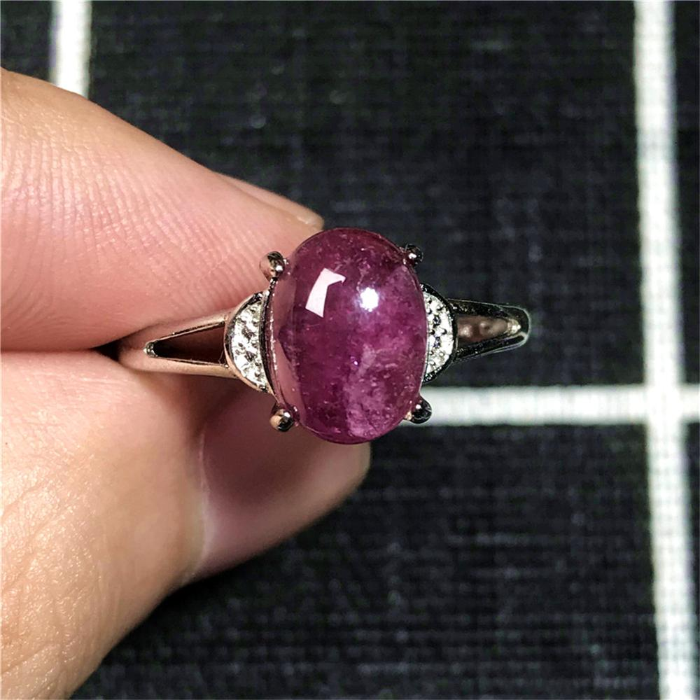 Anniversary Gift for Wife Adjustable Beaded Ring