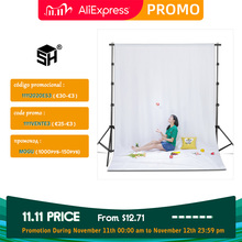 Fotografia tło tła tło Green Screen kluczowanie kolorem dla Photo Studio muślin Backdrops 5 kolorów