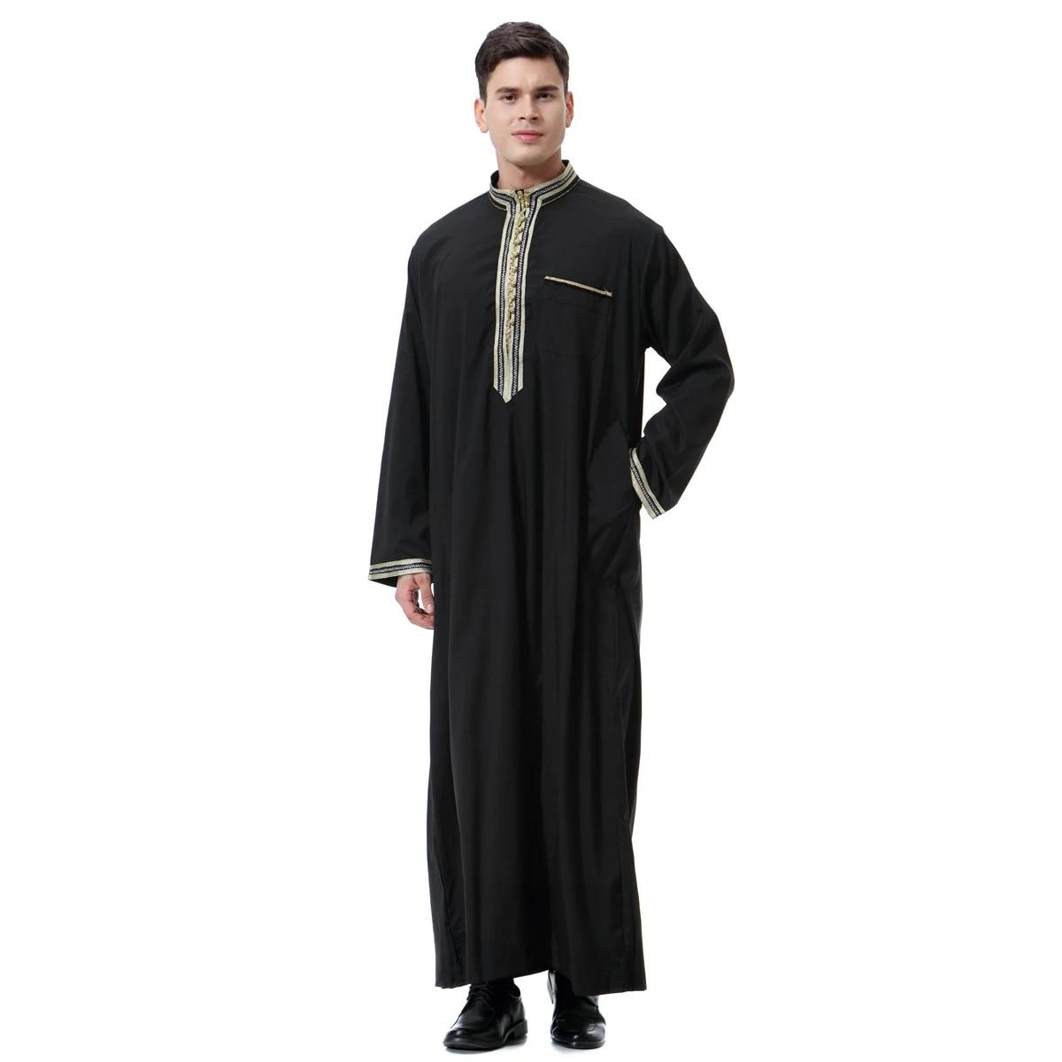 \u0130slamic prayer jubbah,Long  Dress,Prayer Dress,Islamic Men/'s Dress,Muslim Dress,Jubbah,islamic mens jubbah,prayer jubbah