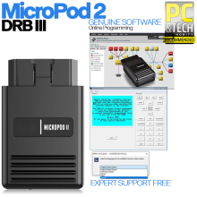 Programming-Micropod2 Diagnostic Online Chrysler Scan Professional for F-Iat Jee-P Dodg-E
