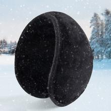 Zimowe ciepłe nauszniki nauszniki męskie i damskie nauszniki nauszniki zimowe przeciw zamarzaniu pluszowe miękkie ciepła odzież akcesoria tanie tanio CN (pochodzenie) Dla dorosłych Unisex COTTON Stałe Moda 45456