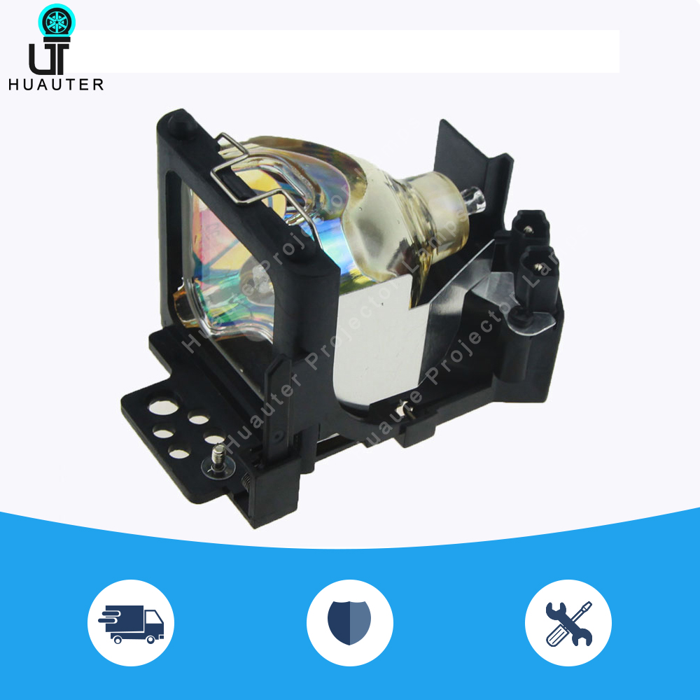 DT00461 Projector Lamp With Housing For Hitachi CP-HX1098/CP-HX1080/CP-X275/CP-X275A/CP-X275W/CP-X327/CP-X327W/CP-X327W/ED-X3250