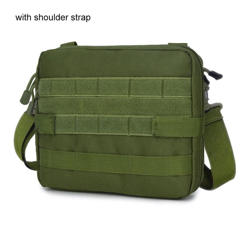 Army Green add strap