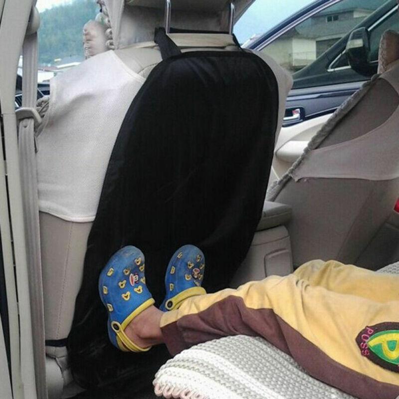 1x Car Seat Back Protector pad Kick Mat Anti Dirty Mud-keep those seats clean