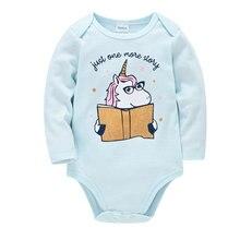 Новый детский комбинезон roupas bebe de боди для ребенка мальчика