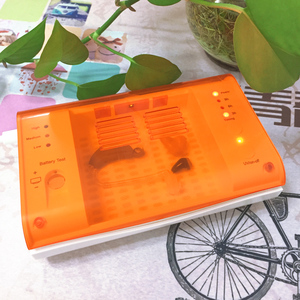 Image 5 - Secador de audífonos, deshumidificador, LED UV, caja seca desinfectante, secador de auriculares