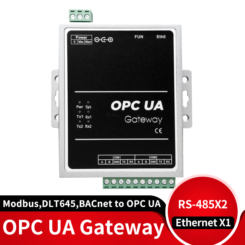 OPC мкА Шлюз Modbus, DLT645, BACnet, PPI, CJ188 для OPC мкА