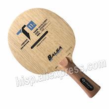 Via Lattea Yinhe T 11 + T 11 + T11 + T11S T 11S Limba Balsa OFF Table Tennis Lama per pingPong Racchetta