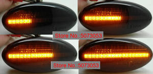 Image 4 - 2PCS Led Dynamic Side Marker Turn Signal Light Sequential Blinker Light For MAZDA 3 MAZDA6 MAZDA 2 5 MPV
