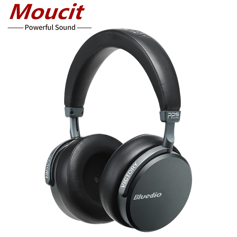 Teamyo V2 Bluetooth headphones Wireless headset PPS12 drivers with micro Wireless heaphones 3D Stereo headphone for phone in Phone Earphones Headphones from Consumer Electronics