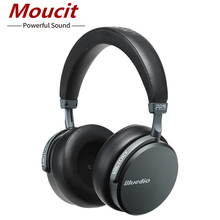 Teamyo V2  Bluetooth headphones Wireless headset PPS12 drivers with micro heaphones 3D Stereo headphone for phone