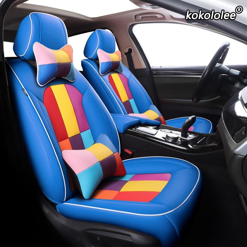 kokololee car seat cover For SUZUKI Swift S CROSS SX4 Alto Alivio Vitara Wagon R liana JIMNY KIZASHI Grand Vitar Splash Ingenis