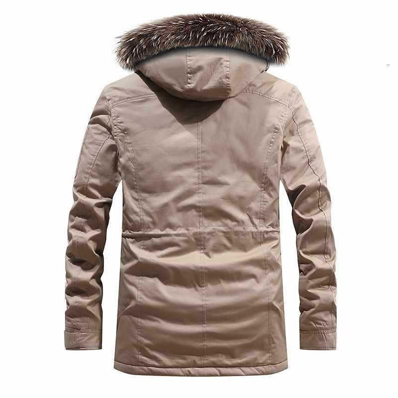 パーカー男性コート 2020 冬フード男性服屋外厚み暖かいミリタリーコートトップカジュアルメンズジャケット
