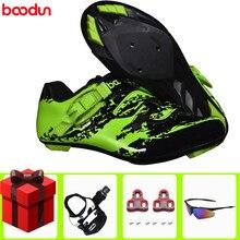 Кроссовки для шоссейных велосипедных кроссовок, набор педалей, дышащая велосипедная самоблокирующаяся велосипедная обувь, sapatilha ciclismo, спортивные гоночные кроссовки