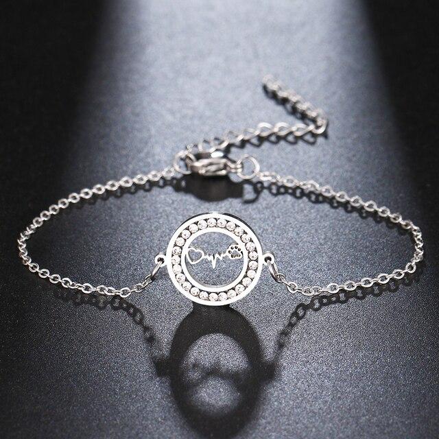 Dog Crystal Bracelet 2