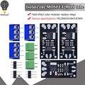 FR120N LR7843 AOD4184 D4184 изолированный MOSFET MOS трубка FET Модуль Замена реле 100 в 9.4A 30 в 161A 40 в 50A доска