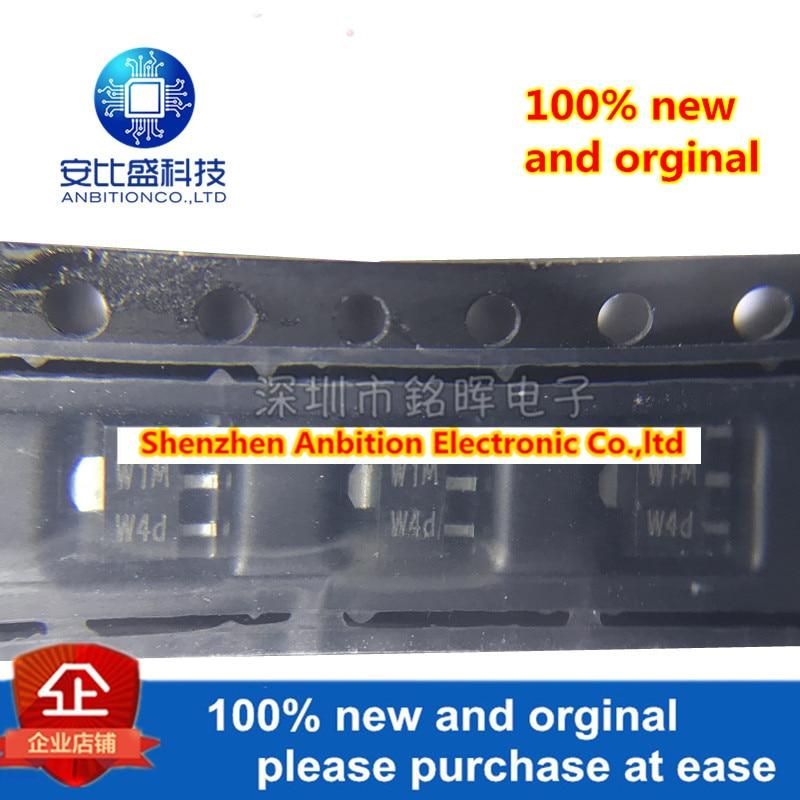 10pcs 100% New And Orginal PBSS4250X PBSS4250 Silk-screen W1M SOT89 50V 2A NPN In Stock