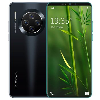 6.1 Inch Smartphone 8 Cores 4500mah 1GB+ 8GB for Mate33 Pro Big Screen Android 9.1 Smartphone Hd Display Portable 10w-25w 50km