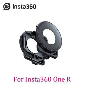 Image 1 - Protectores de lentes originales/accesorio para Insta360 One R Dual Lens 360 Mod tapa de cubierta de vidrio en Stock